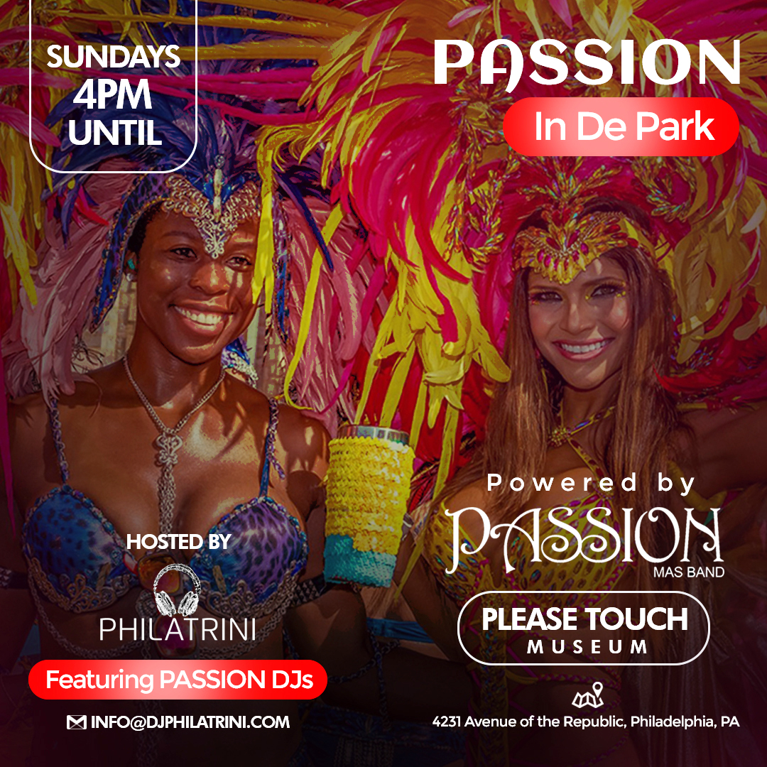 PASSION IN De Park (8/22/21) – Canceled due to inclement weather!